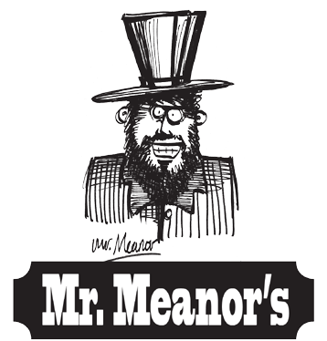 Proudly supported by Mr. Meanor's Patent Tonic & Stain Remover