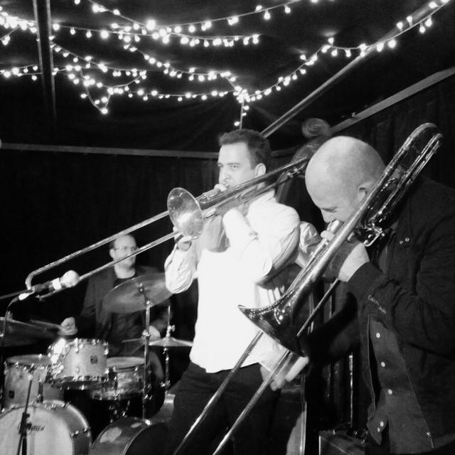 Remembering Mikey - Trombones